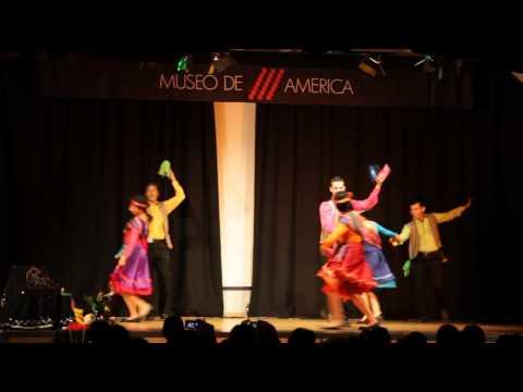Carnavalito chileno