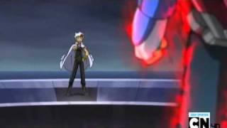 Beyblade Metal Fusion - Gingka vs Ryuga Round 1