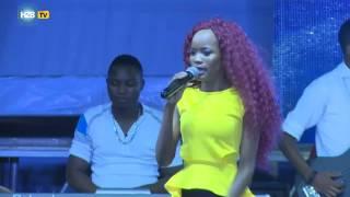 Ruby - Nayule & Nalia with live Band