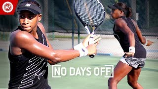 14-Year-Old Is The Next SERENA WILLIAMS | Coco Gauff Highlights