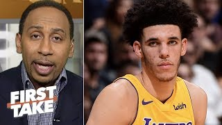 Stephen A. Smith: Lonzo Ball is