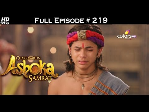 Chakravartin Ashoka Samrat - 30th November 2015 - चक्रवतीन अशोक सम्राट - Full Episode(HD)