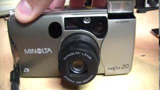 Full history & review of APS / Advantix film cameras