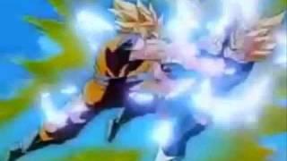 DBZ AMV Majin Vegeta vs Goku