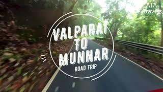 Valparai to Munnar Plan 1
