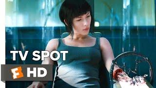 Ghost in the Shell TV SPOT - Sound (2017) - Scarlett Johansson Movie