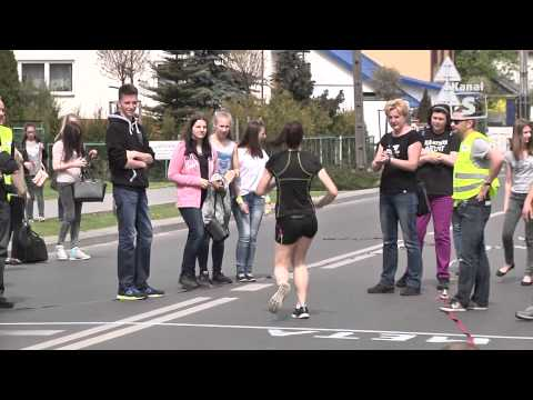 Raport- XX Ogólnopolskie Biegi Lewarta, edycja 240 - 01.05.2015