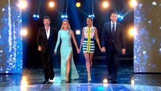 Britain's Got Talent 2016 Semi-Final Round 5 Intro Full  S10E16