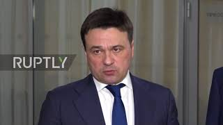 Russia: Gas waves in Yadrovo landfill to be eliminated by June - Moscow Governor