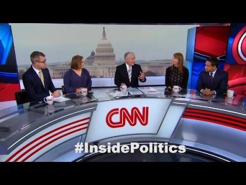 Inside Politics forecast Trump s next e