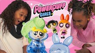 Powerpuff Girls AURA POWER PODS UNBOXING & RACING!   Cartoon Network