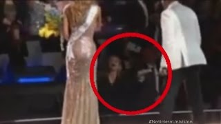 ¿Trampa o error en Miss Universo?