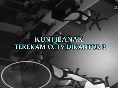 VIDEO PENAMPAKAN HANTU NYATA