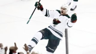 Nino Niederreiter | Minnesota Wild Highlights *HD*