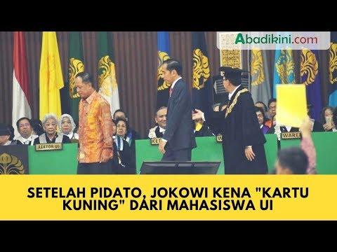 Xxx Mp4 HEBOH Setelah Pidato Jokowi Kena Kartu Kuning Dari Mahasiswa UI 3gp Sex
