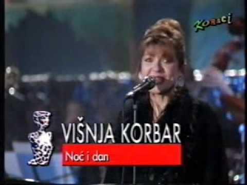 VISNJA KORBAR - legend of the Croatian music scene 1/2