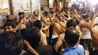 anjuman-e-hussainia sadar bazar lahore Ammar shah