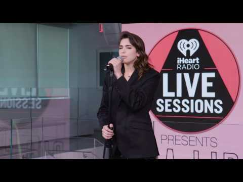 Dua Lipa I M Not The Only One Iheartradio Live Sessions