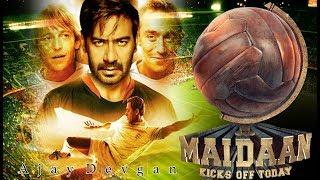 Maidaan Movie Trailer | Ajay Devgn, Keerthy Suresh | Maidaan Trailer, Maidaan Teaser, Full Movie