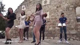 رقص مريولات على انغام الراي dance Rai
