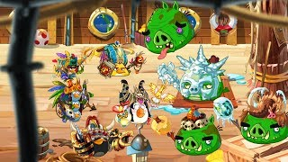 Angry Birds Epic RPG – CAVE 4 Cure Cavern 1–10 Gameplay HD