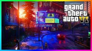GTA 6 - City Of The Week: Seattle, Washington USA! (Rainer) [Grand Theft Auto 6 Setting/Location]