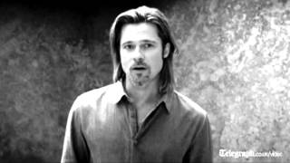 Brad Pitt stars in Chanel No 5 advert