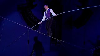 Spinal surgeon's mission to rescue the Big Apple Circus