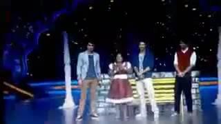 Hindhi actor govindha singing Kannada song