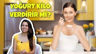 Yoğurt Kilo Verdirir mi? | Yoğurdun Faydaları Nelerdir?