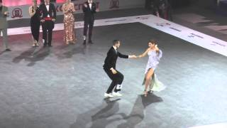 Slow Finals, Moscow 2014 World Masters Boogie Woogie BW