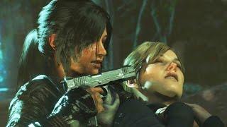Rise Of The Tomb Raider - Ending + Secret Ending (Prophet, Ana, Konstantin Death Scene)