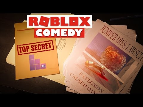 [Explosion] Pinewood Company Secrets: The Headquarters (ROBLOX Comedy)
