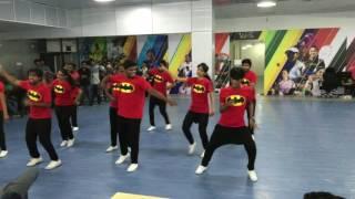 Dance for jithu jilladi and Tamil fusion songs