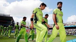 2015 WC Pakistan vs Australia in quarter-final: Misbah Reacts