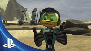 Ratchet & Clank Collection Trailer