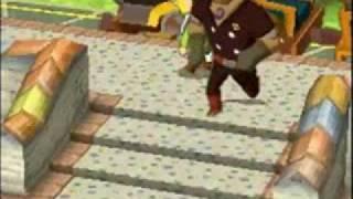 Let's Play The Legend of Zelda: Spirit Tracks Part 8: Train Troubles