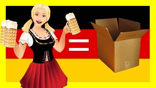 German Women = Old Boxes, Germany's Public Peeing Penalty   SnapChat Q&A #11   Get Germanized