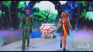 Mandla Morris & Brightyn Brems -  DWTS Juniors Episode 4 (Dancing with the Stars Juniors)