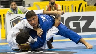 2015 WORLDS HIGHLIGHT:  THE BLACK BELTS (Adult Male Division, Saturday - Semi Finals)