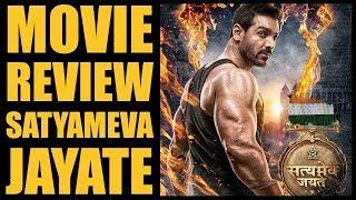 Film Review Satyameva Jayate | John Abraham | Manoj Bajpayee |  Aisha Sharma | Milap Zaveri