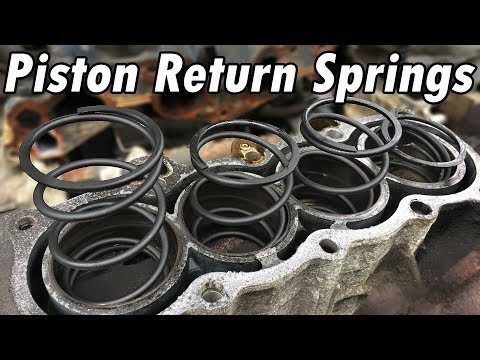 Xxx Mp4 How To Replace Piston Return Springs And Head Gasket 3gp Sex