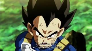 Here Goes JIREN! Epic Moment GOKU AND VEGETA Power Up To Max SSB vs. JIREN (DBS 123 EN sub)