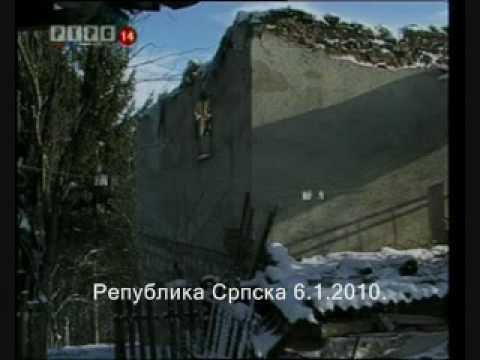SREBRENICA KRAVICA 1993 Genocid nad Srbima 1 od 2 6.1.2010. †
