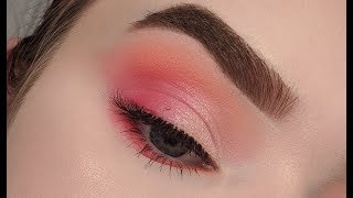 A Soft Pink Eyeshadow Tutorial - THE JAWBREAKER PALETTE