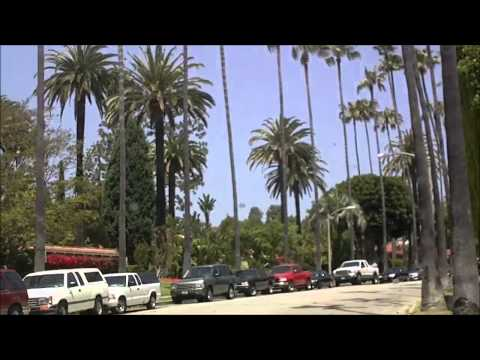 Beverly Hills West Hollywood Hills Movie star homes and city tour