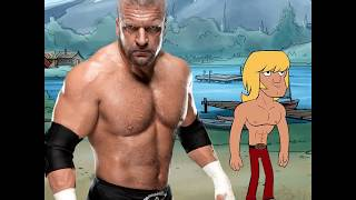 CAMP WWE CHARACTERS