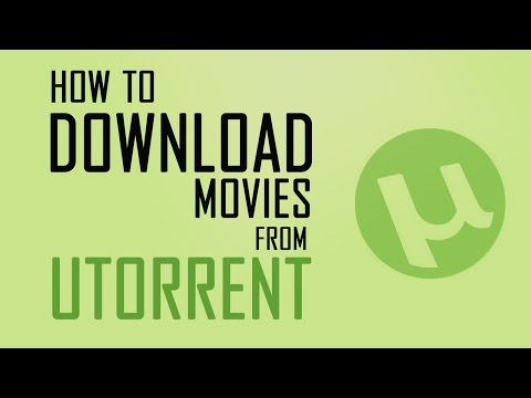 How To Download Movies From uTorrent 2015