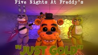 """(SFM)""""Just Gold"""" Song Created By:MandoPony"""