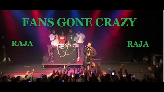 Bohemia live at Auckland (Fans Gone Crazy) Feb 2017 | Skull and Bones